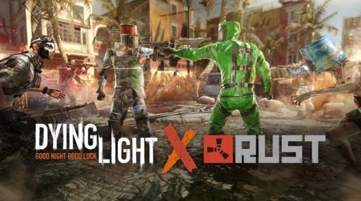 PC版『Dying Light』にてハードコアサバイバル『Rust』とのコラボイベントが開催!無料のアイテムDLCも配信中
