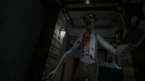 まるでVR版『青鬼』!? 身長2メートルの怪人から逃げ回るVRホラー『Wraith: The Oblivion – Afterlife』が怖すぎてヤバい