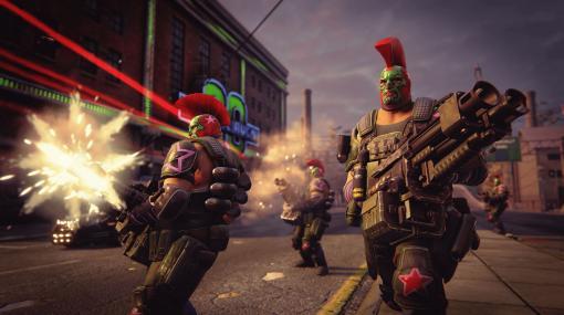 シリーズ屈指のバカゲー『セインツロウ ザ・サード』のリマスター版がSteamで現地時間5月22日に発売へ。ギャングたちが犯罪組織と戦うおバカオープンワールドゲーム