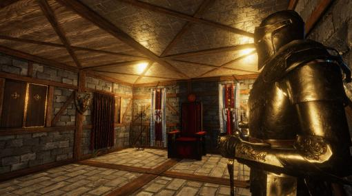 中世のお城を綺麗にリフォーム、建設するシミュレーター『Castle Flipper』が5月26日から発売開始。城の清掃や修理、調度品の配置などをこなして自分だけの王国を作り上げよう