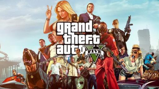 【GTA5】PS5/Xbox SeriesX|S版『グランドセフトオート5』11月11日に発売決定!