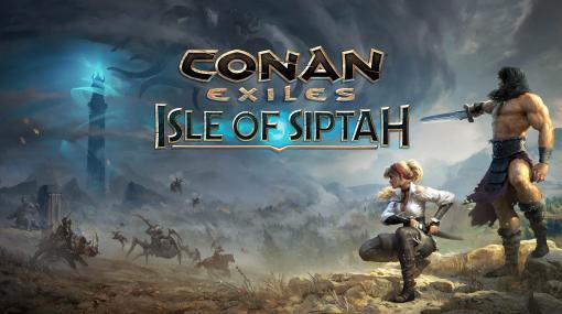 """「Conan Exiles」の最新DLC""""アイル・オブ・シプター""""が海外でリリース。新たな冒険の舞台やダンジョンなどが多数登場"""