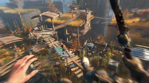 """人気ゾンビサバイバル新作『Dying Light 2 Stay Human』12月7日発売へ。前作DLC""""全部入り""""の『Dying Light Platinum Edition』も発表"""