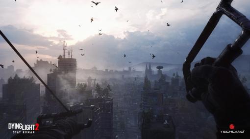 オープンワールドゾンビサバイバル『ダイイングライト 2 ステイ ヒューマン』日本発売決定。海外リリース日と同日に発売へ