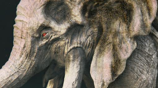 Vol.35 Elephant phantom beast [象 幻獣] ~Concept Model - 連載