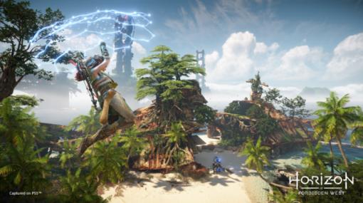 『Horizon Forbidden West』ゲームプレイ映像初公開!14分に及ぶ長さで新たな鼓動を感じろ