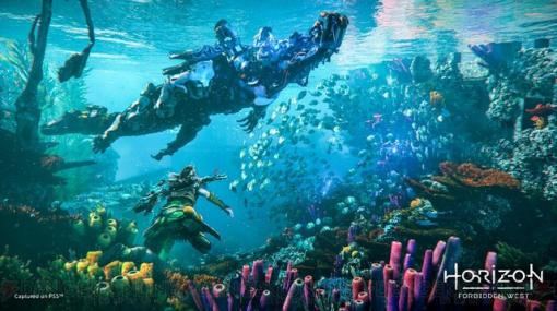 『Horizon Forbidden West』ゲームプレイ動画が解禁。新たな機械獣がカッコいい!