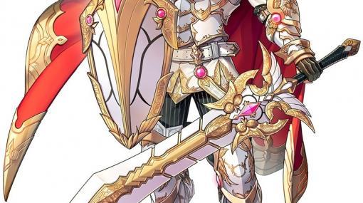 「イドラ ファンタシースターサーガ」超最速でパーティの盾になれる★5キャラ「ヴァルター[EX]」が登場!