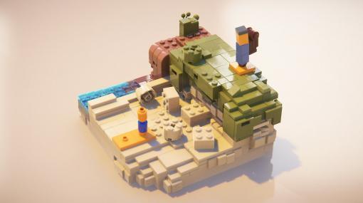 レゴ・パズルゲーム『LEGO Builder's Journey』PC/Nintendo Switch版発表。美しいレゴの世界で、ブロックを使いパズルを解く