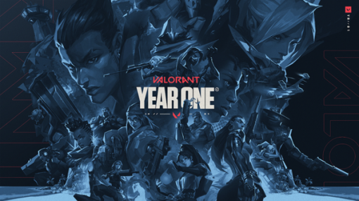 月平均1,400万人が楽しむ対戦FPS『VALORANT』1周年を機にモバイル版の展開が決定!