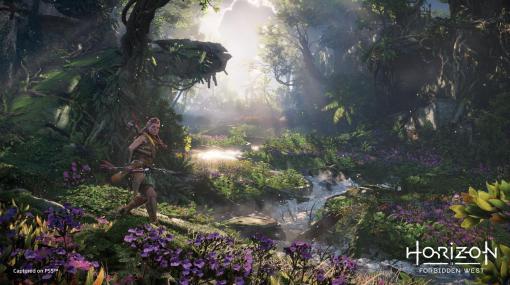 「Horizon Forbidden West」の音楽制作チームによる対談セッションが公式ブログで公開。ゲーム音楽作曲の裏側が語られる
