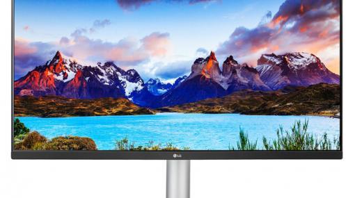 LGの32インチ4Kモニターが6月上旬より全国で順次発売