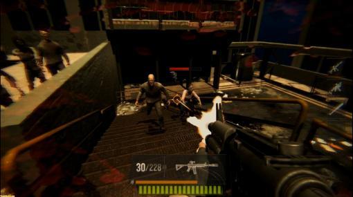 Switch『ホーンテッドドーン ザ・ゾンビ アポカリプス』が配信開始。迫りくるゾンビの軍団との過酷な戦いを描いたシングルプレイ専用FPS