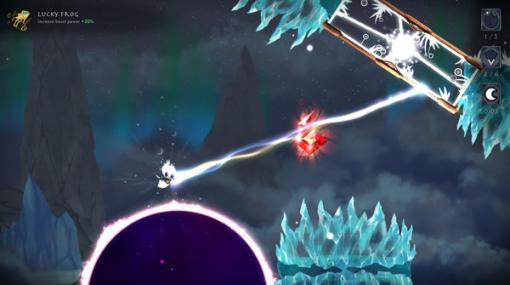 精霊たちの世界を旅するアクションパズルゲーム『Evergate』Nintendo Switch/PS5版が2021年夏に配信決定。大きなジャンプや時間の流れを遅くする能力でステージを乗り越えよう