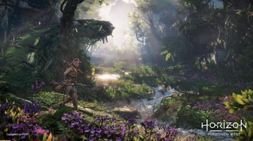 『Horizon Forbidden West』開発陣へのインタビューが公開!舞台は前作から6ヵ月後の世界、スキルツリーは新しくマップの密度が高くなっている等