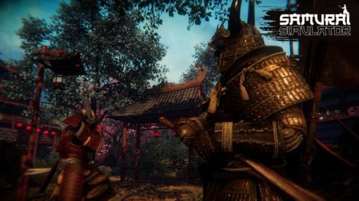 サムライマスターに学び一人の侍として生きよ―封建時代の日本体験シム『Samurai Simulator』最新トレイラー公開