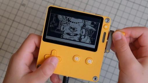 新型携帯ゲーム機「Playdate」7月に予約開始!『Return of the Obra Dinn』開発者による新作ゲームも制作中