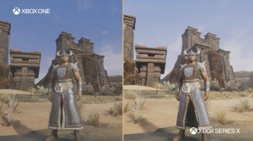 違いは一目瞭然! Xbox Series X|Sに最適化された『Conan Exiles』Xbox One版との比較トレイラーが公開