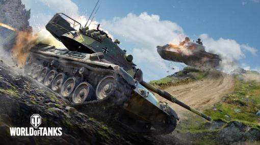 PC版「World of Tanks」がSteamで配信開始!ウォーゲーミング版とのクロスプレイにも対応