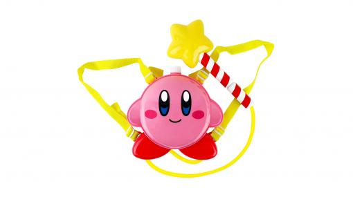 Nintendo TOKYOにて「星のカービィ」デザインの水鉄砲などが販売中!スプラシューターやスプラスコープのデザインも!
