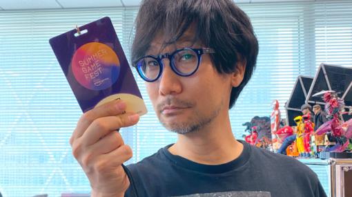 【噂】小島秀夫監督『Summer Game Fest』に参加予告!6月11日に新作発表か…?!