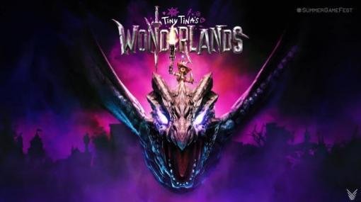 Gearbox Softwareの新作「Tiny Tina's Wonderlands」が正式発表。発売は2022年初頭を予定