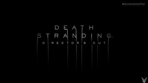 「DEATH STRANDING Director's Cut」が発表。PlayStation 5向けにリリース予定