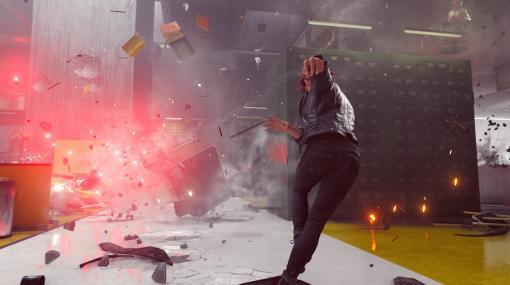 大ヒット超能力TPS『Control』PC版が期間限定で無料配布中。Epic Gamesストアにて
