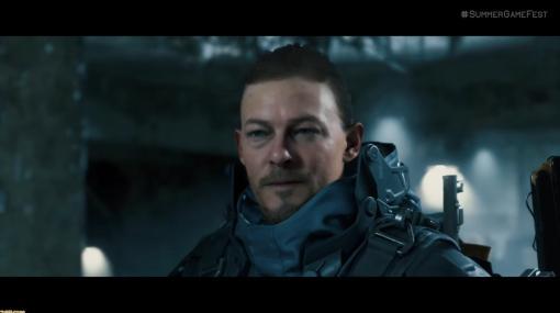 【デススト】PS5『デス・ストランディング ディレクターズカット』が発表。ダンボールをかぶりそうなサムのトレーラーが公開【E3 2021】