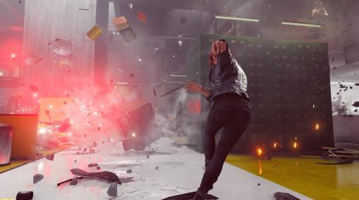 奇妙にねじれた世界観とスタイリッシュな演出がたまらない! 超能力TPS『Control』PC版がEpic Gamesストアで1週間の無料配信中