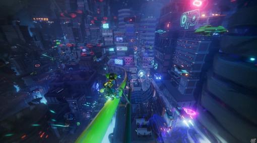 PS5で実現した超爽快アクション!「ラチェット&クランク パラレル・トラブル」ローンチトレーラー公開