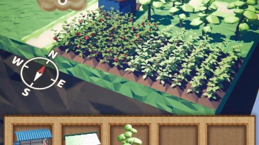 iOS/Android「ナゾときパズル ニョッキン村」が配信!懐かしい田舎の風景を完成させるパズルゲーム
