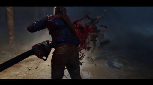 ゲーム版「死霊のはらわた」『Evil Dead The Game』ゴア表現満載のゲームプレイトレイラー公開!【SUMMER GAME FEST】