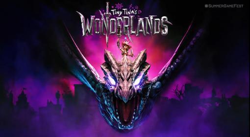 2K、「ボーダーランズ」の女の子が活躍するファンタジーRPG「Tiny Tina's WONDERLANDS」発表!