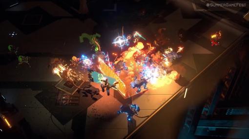「Diablo」ライクなマルチプレイ対応のアクションRPG「ENDLESS DUNGEON」登場