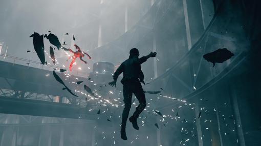 『Control』の無料配布がEpic Games Storeにて開始。超常現象を封じ込める「SCP財団」に着想を得た空飛ぶTPS