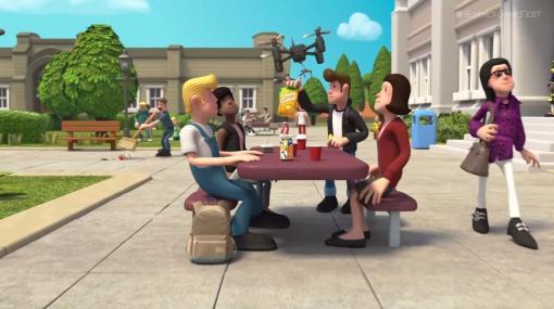 大学運営シミュレーションゲーム『Two Point Campus』発表。「騎士道」や「美食学」などの学課が登場するヘンテコなキャンパスを導こう