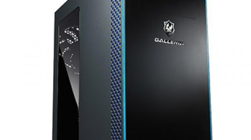 GALLERIA,RTX 3080/3060搭載の「PSO2:NGS」推奨PCを発売