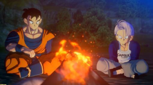 『ドラゴンボールZ KAKAROT』トランクスの物語を描く追加DLC『TRUNKS- 希望の戦士』が配信開始。悟空を失った世界で人造人間17号・18号やセルとの壮絶なバトルが展開