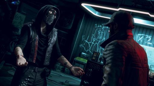 """[E3 2021]「ウォッチドッグス レギオン」,初代主人公""""エイデン・ピアース""""が登場するDLC""""Bloodline""""のアナウンストレイラーが公開"""