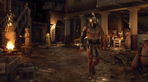 『Skyrim』人気Modのリメイク作『The Forgotten City』7月28日にリリースへ。呪われた古代ローマ帝国で壮大な謎に迫る