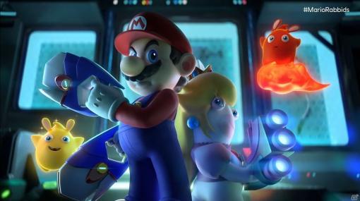 「MARIO + RABBIDS SPARKS OF HOPE」がSwitch向けに2022年発売決定!「マリオギャラクシー」がベースのシリーズ最新作【E3 2021】