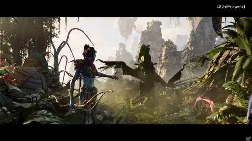 「アバター」の新作ゲームタイトル「Avatar Frontiers of Pandora」が発表!2022年に発売決定【E3 2021】