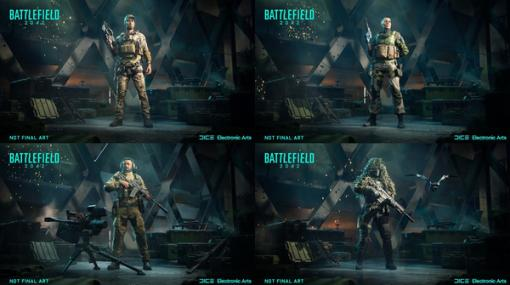 【特集】『バトルフィールド 2042』は対戦中にキャラが喋る?―「スペシャリスト」の情報からゲーム内容を色々考察する