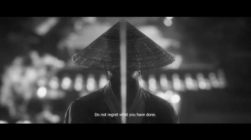 時代劇2Dアクション『TREK TO YOMI』発表。白黒画面を基調としたハイクオリティな横スクロールのサムライアクション。2022年発売予定