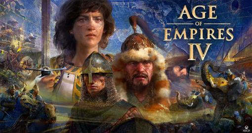 [E3 2021]「Age of Empires IV」の発売日が2021年10月28日に決定。新規トレイラーも公開