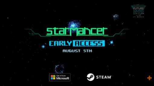 [E3 2021]宇宙ステーション管理シム「Starmancer」のアーリーアクセスが8月5日にスタート。宇宙へと脱出した人類のサバイバルが描かれる