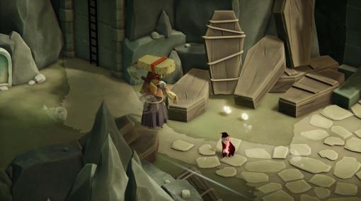 死者の魂を運ぶカラスを主人公とした「Death's Door」の発売日が7月20日に決定。Steamでは予約の受付がスタート