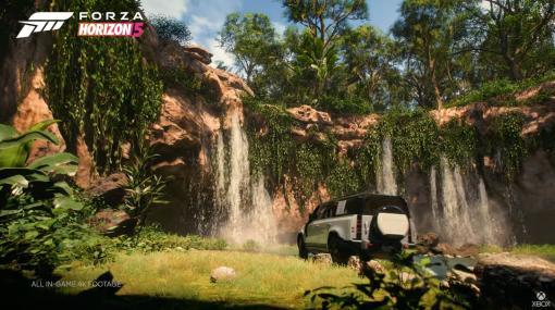 [E3 2021]「Forza Horizon 5」が11月9日に発売。美しいメキシコの大地を疾走するトレイラーとプレイ映像が公開