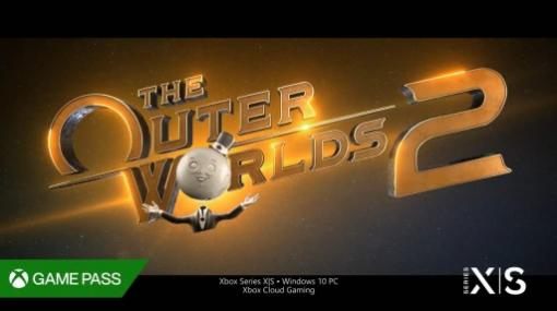[E3 2021]新作「The Outer Worlds 2」のアナウンストレイラーが公開
